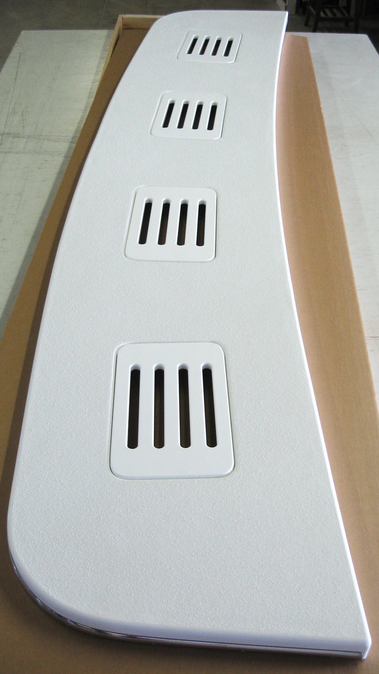 Fiberglass Transom Platforms-5