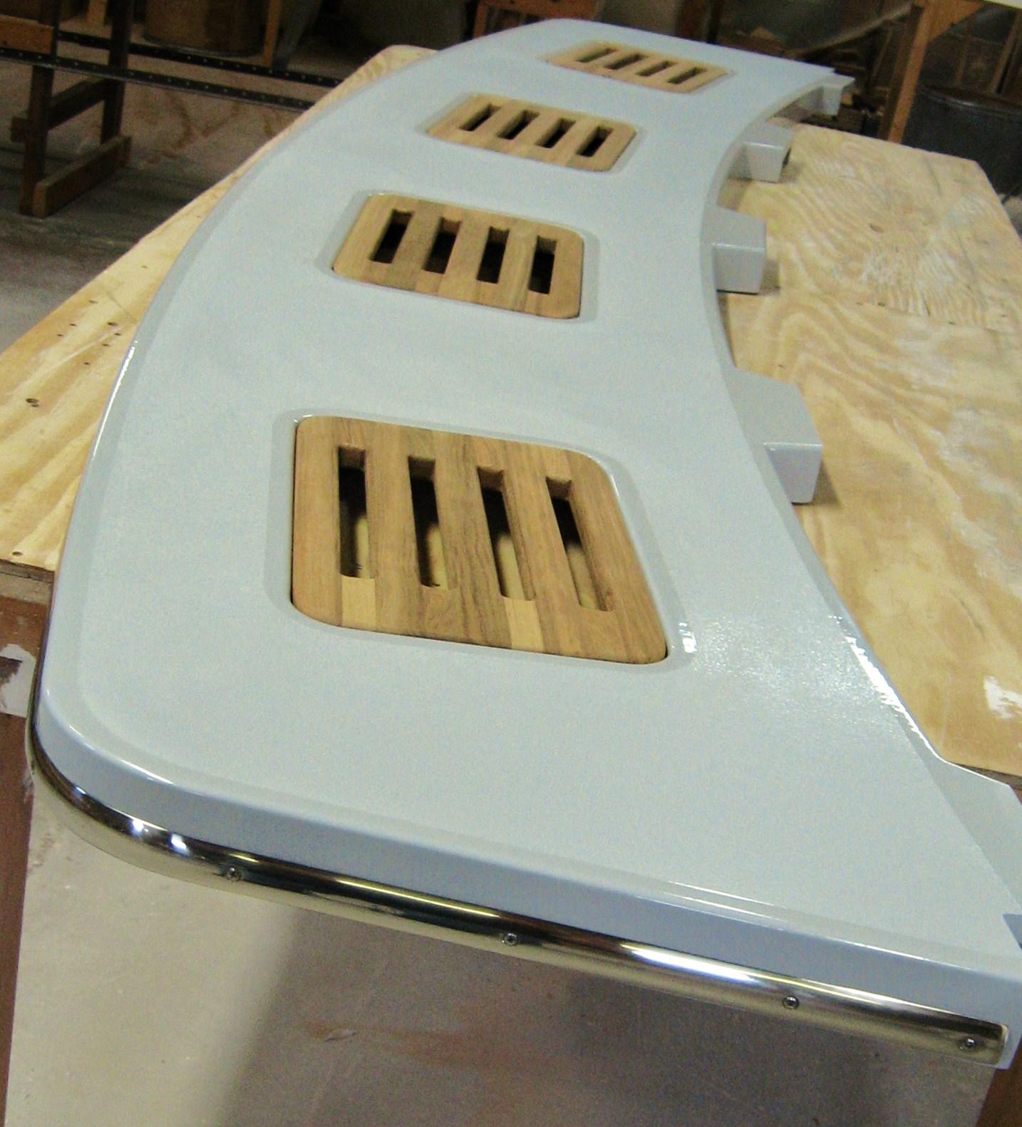 Fiberglass Transom Platforms-6