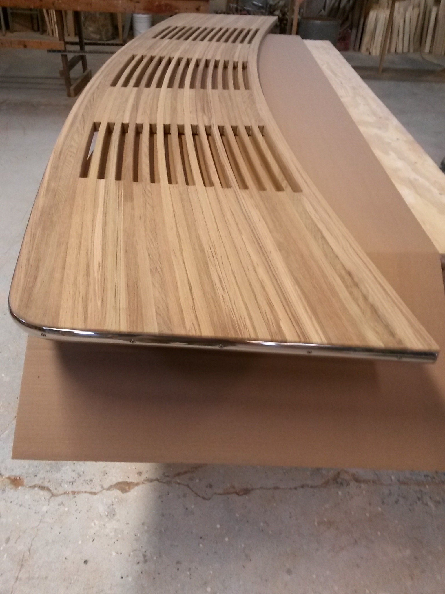 Teak Transom Platforms Butler Marine Products, LLC